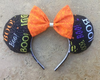 Halloween Disney Ears