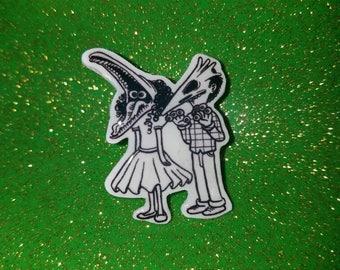 Beetlejuice Adam and Barbara PIN