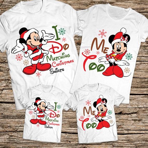 Matching Christmas Shirts For Family