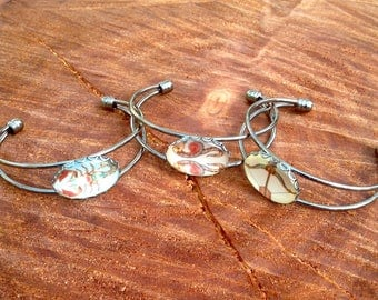 Constellation Printed Bangles