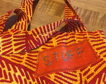 "Bag for ""Stuff""  mini size"