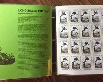 Audubon 'Birds of America' sheetlet collection from Haiti