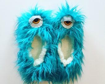 Monster Slippers!