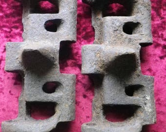 genuine world war II Russian TANK T-26 track links / scarce to find  / Battlefield Relics /  price per one link