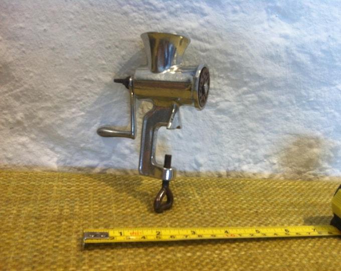Vintage Kitchen Dollhouse Miniatur Accessoires Decoration meat grinder