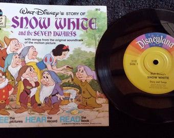 Walt Disney's Story of Snow White and the Seven Dwarfs 1977