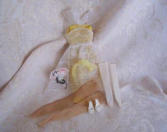 Vintage Barbie Orange Blossom Set