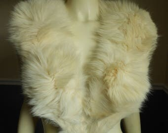 Genuine Fur Collar