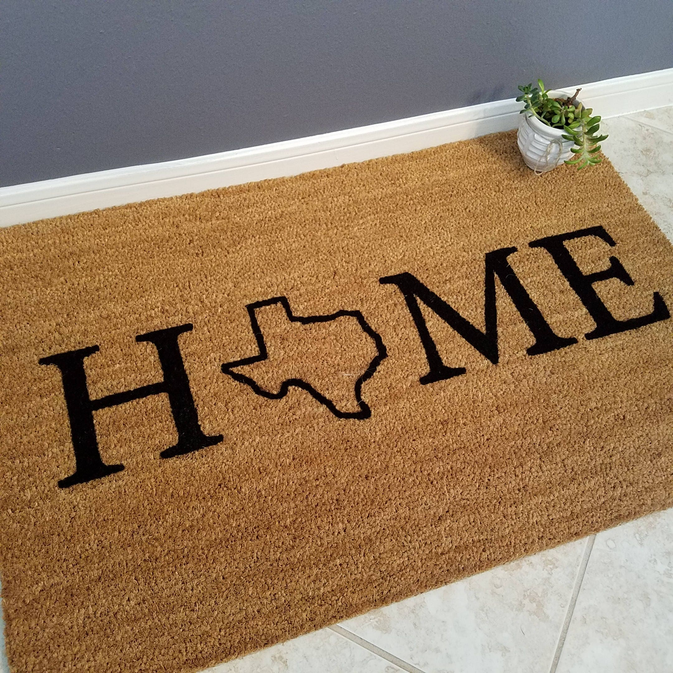 What Is A Good Housewarming Gift Personalized Doormat Door Mats Welcome Mat Custom