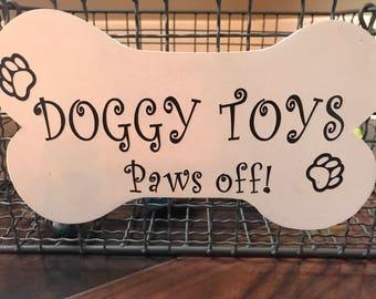Dog Toys Box