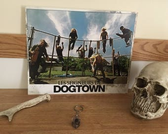 Lords of Dogtown Poster - Rare French Copy