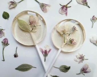 Apple bud Lollipop 5 set
