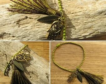 Bracelet ball chain ball chain 17464