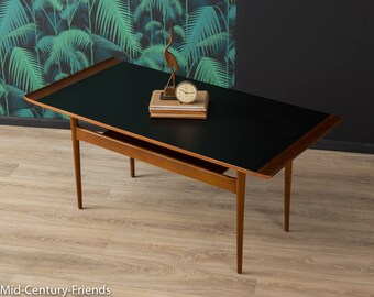 50s coffee table, table, 60s, Vintage, Denmark (711022)