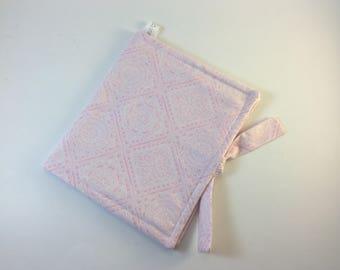 Health book case - lace