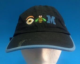Vintage IBM Strapback Adjustable hat