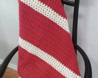 Hand made blanket, throw.