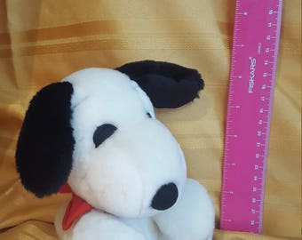 Snoopy's Sister Belle Plush with Bow