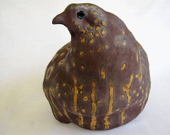 Bird Sculpture/Dot - Unique Bird sculpture/Bird Garden Sculpture