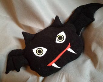 large bat cushion mouse