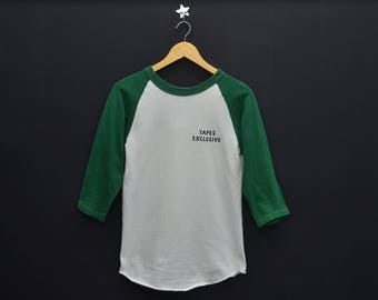 Rare!!! WAREHOUSE CO. Racing KLING Oil Raglan Shirt Made In Japan Size 36