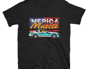muscle car shirt, muscle car, car shirt, muscle cars, classic car shirt, mustang shirt, classic cars, american muscle, vintage car, car gift