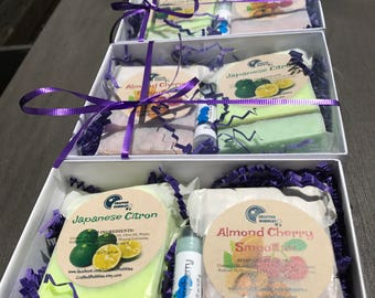 All Natural  Gift Set / Handmade Skin Care / Gift Set 3
