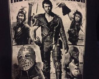 Mad Max - road warrior T-shirt *FREE SHIPPING*
