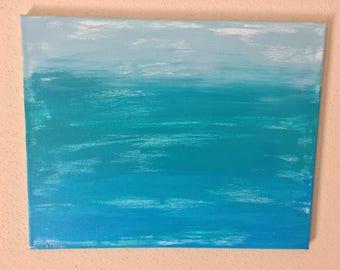 Medium Original Abstract Art Painting