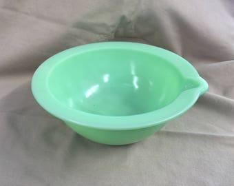 McKee 1950's Jadite Micing Bowl