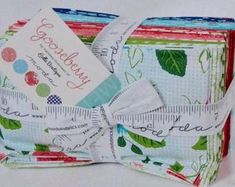 Last One! - Gooseberry Fat Eighth Bundle by Vanessa Goertzen for Moda Fabrics - 32 Fat Eighth Bundle - Gooseberry Precuts Fabrics