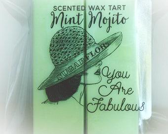 Scented wax - Mint Mojito - bar duo
