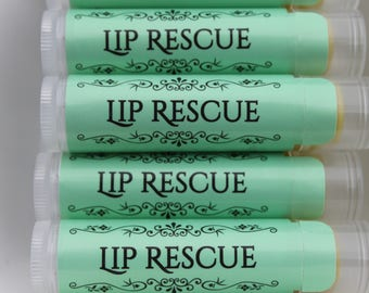 Lip Rescue - Super Strength Lip Balm