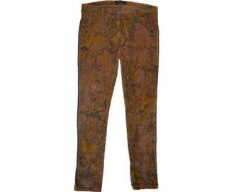 Vintage Maison Scotch women pants brown