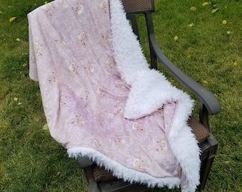Horse Blanket-Horse Nursery-Horses-Horse Gift-baby blanket-baby shower gift