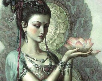 Psychic Reading Kuan Yin Guidance from the Divine Feminine