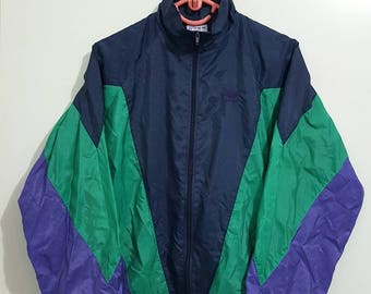 Sports jacket Vintage early 80-90 Made in France size S (168cm) like new.