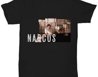 Narcos Black T-shirt