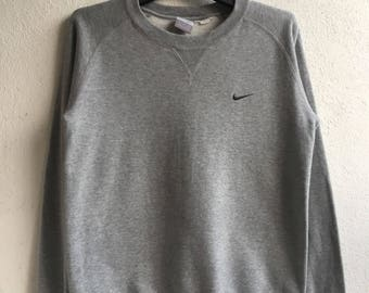 Sale!! Vintage nike / sweatshirt / small logo / size medium