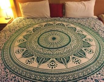 Mandala bedding,Bohemian bedding,Mandala wall tapestry,Mandala tapestry,Boho wall apestry,hippie tapestry,wall decor tapestry,queen mandala