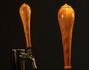 Beer Tap Handle, Spalted Carrotwood (CWS1008)