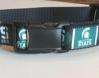 Michigan State Collar 2