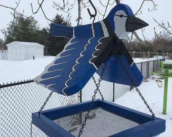 Medium Feeders-Blue Jay & Oriole