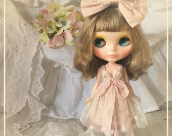 Blythe Doll Dress Jerryberry Licca pure neemo S