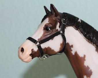 Traditional Breyer Horse Leather Halter