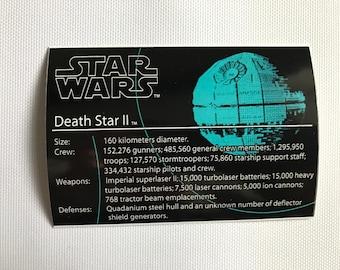 Star Wars Clone Wars Custom Repro Die Cut - Star wars custom die cut stickers