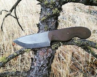 """Handmade Knife - """"Gutpunch Jr."""""""