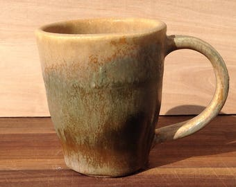 Ceramic coffee tea cup mug