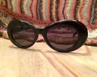 Black Kurt Cobain Sunglasses Cat Eye Sunglasses Cateye Sunglasses Catseye Sunglasses Cat Eye Glasses Cat Eye
