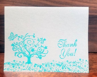 Thank You Card | Set of 5 | Greeting Cards